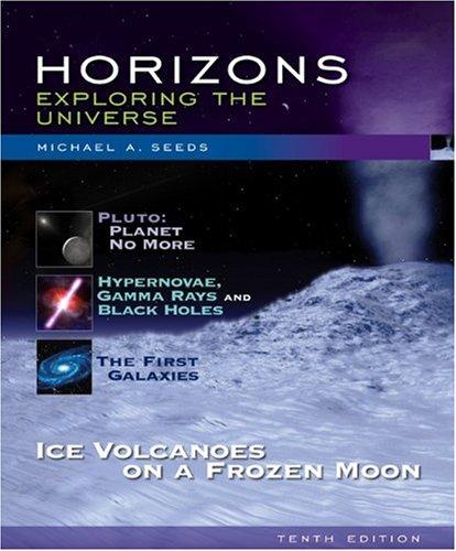 9780495119630: Horizons: Exploring the Universe