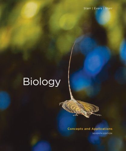 9780495119814: Biology: Concepts and Applications