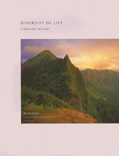 9780495125778: Volume 3 - Diversity of Life (Biology: The Unity and Diversity of Life)
