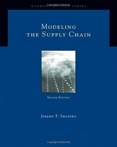 9780495126096: Modeling the Supply Chain (Duxbury Applied)