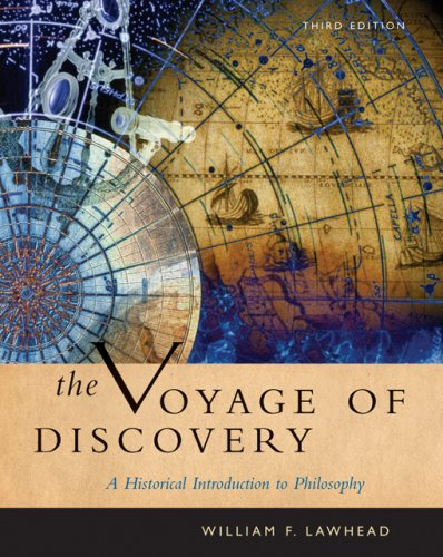 9780495127796: The Voyage of Discovery: A Historical Introduction to Philosophy (Thomson Advantage Books)