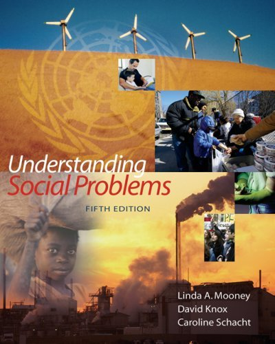 9780495128250: Understanding Social Problems, Instructor Edition, 5th Edition