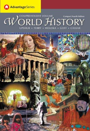 Thomson Advantage Books: World History, Compact Edition: Jiu-Hwa Upshur, Janice