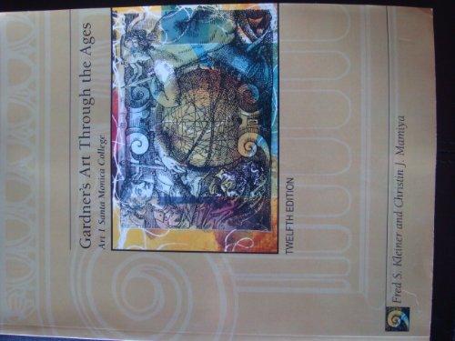 9780495134985: Gardner's Art Through the Ages (Art 1 Santa Monica College)