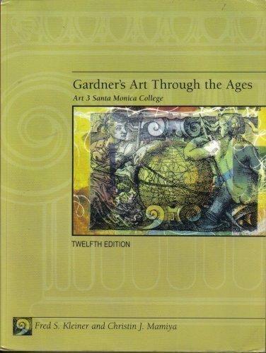 9780495135005: Gardner's Art Through the Ages Twelfth Edition