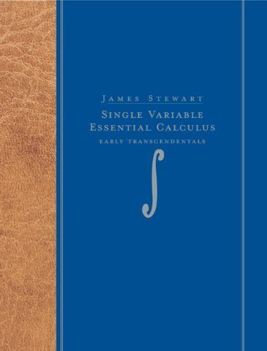 9780495136750: Essential Calculus: Early Transcendentals