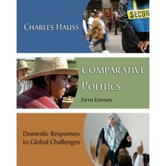 9780495159759: Comparative Politics: Domestic Responses to Global Challenges
