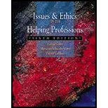 9780495164333: Issues and Ethics in The Helping Professions