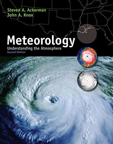 Bundle: Meteorology: Understanding the Atmosphere (with Printed Access Card CengageNOW), 2nd + ...
