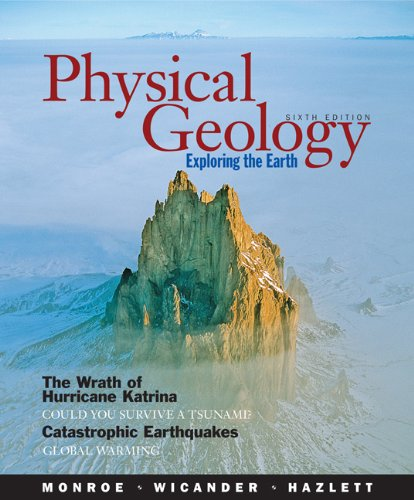 9780495165026: Bundle: Physical Geology: Exploring the Earth Exploring the Earth (with Printed Access Card CengageNOW), 6th + Study Guide