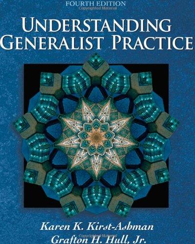 9780495171812: Understanding Generalist Practice