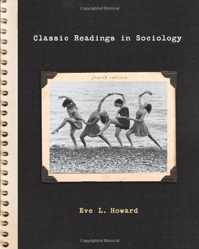 9780495187394: Classic Readings in Sociology