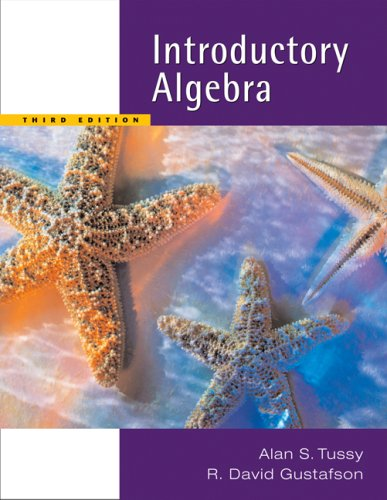 9780495188919: Introductory Algebra, Updated Media Edition (with CD-ROM and MathNOW™, Enhanced iLrn™ Math Tutorial, Student Resoure Center Printed Access Card) (Available 2010 Titles Enhanced Web Assign)