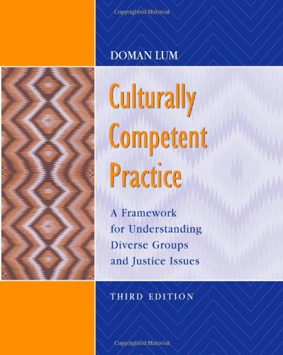 9780495189787: Culturally Competent Practice: A Framework for Understanding Diverse Groups & Justice Issues