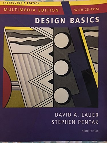 9780495190097: Design Basics, Multimedia Edition
