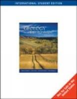 Geology and the Environment (ISE): Hazle, Bernard Pipkin; Trent, Dee; Richard