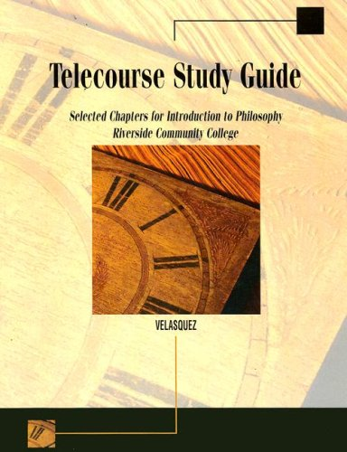 9780495199342: Telecourse Study Guide for the Examined Life