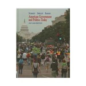 9780495227465: American Government and Politics Today 2007-2008