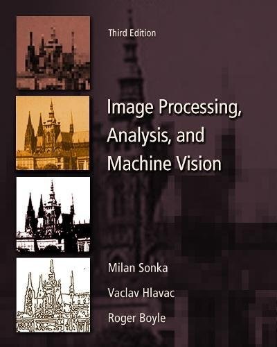 9780495244387: ISE Image Processing, Analysis and Machine Vision