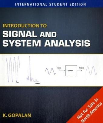 9780495244622: Introduction to Signal System and Analysis