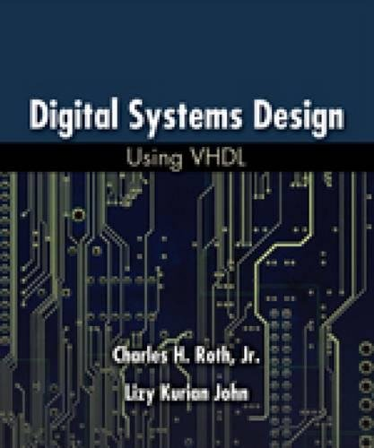 9780495244707: Digital Systems Design Using VHDL