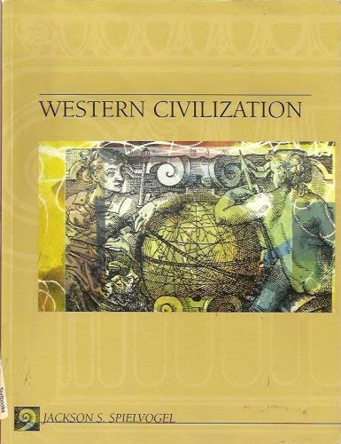 Western Civilization Custom Edition: Spielvogel