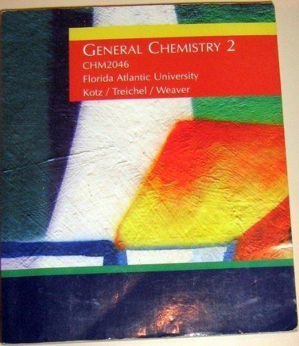 9780495284260: GENERAL CHEMISTRY 2 CHEM 2046