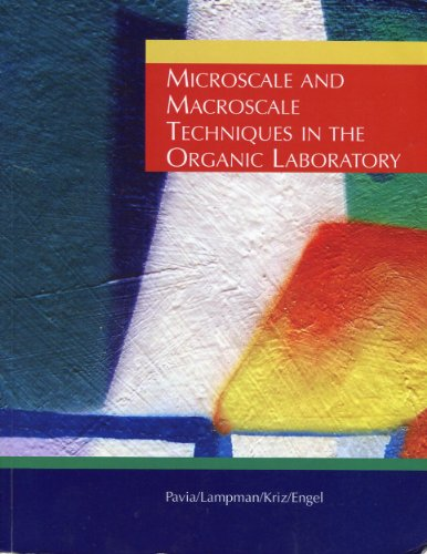 9780495292470: Microscale and Macroscale Techniques in the Organic Laboratory