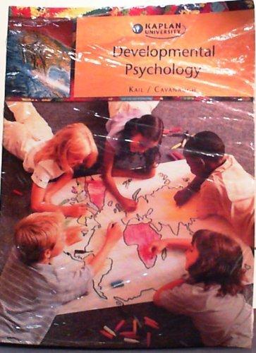 9780495293828: Developmental Psychology