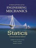 9780495295945: A Mathcad Manual for Engineering Mechanics: Statics - Computational Edition