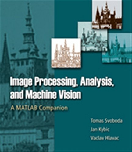 9780495295952: Image Processing, Analysis & and Machine Vision - A MATLAB Companion