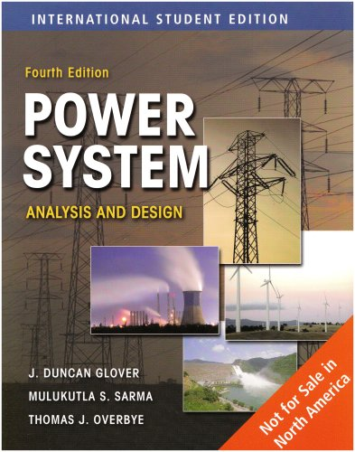 9780495295969: Power Systems Analysis and Design