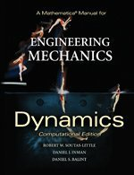9780495295990: A Mathematica Manual for Engineering Mechanics: Dynamics - Computational Edition