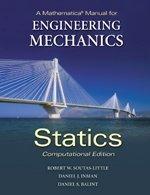 9780495296072: A Mathematica Manual for Engineering Mechanics: Statics - Computational Edition