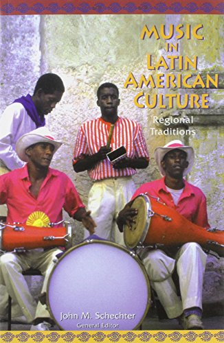 9780495317401: Music in Latin American Culture: Regional Traditions