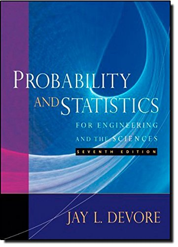 9780495382171: Probability and Statistics for Engineering and the Sciences (with Student Suite Online)