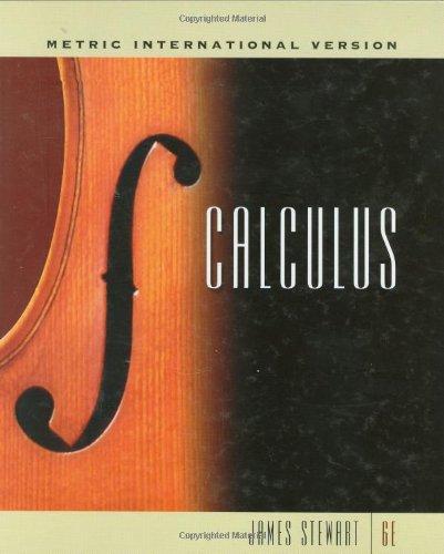 9780495383628: Calculus