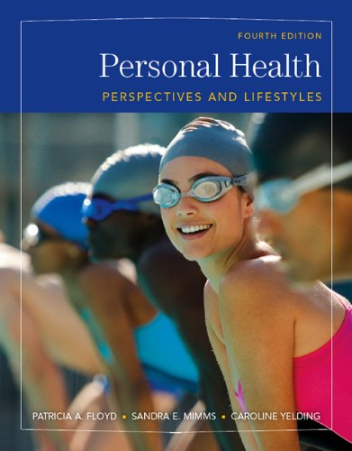 9780495385936: Personal Health: Perspectives and Lifestyles