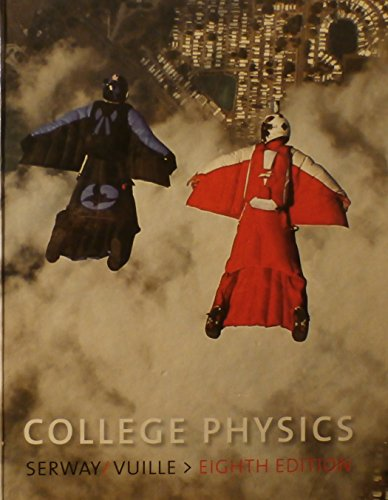 9780495386933: College Physics, 8th Edition