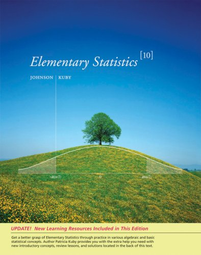 9780495386940: Elementary Statistics, Enhanced Reviewed Edition