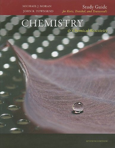 9780495387084: Study Guide for Kotz/Treichel/Townsend's Chemistry and Chemical Reactivity, 7th