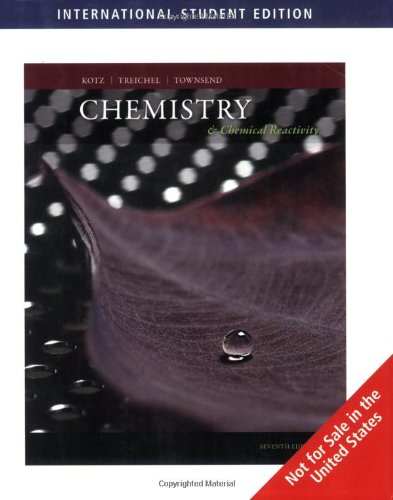 9780495387138: Chemistry and Chemical Reactivity, International Edition (with General ChemistryNOW and CD-ROM): WIT