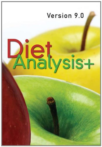 9780495387657: Diet Analysis Plus 9.0 Windows/Macintosh CD-ROM