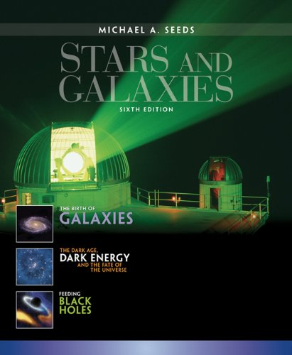 9780495388197: Stars and Galaxies (Available 2010 Titles Enhanced Web Assign)
