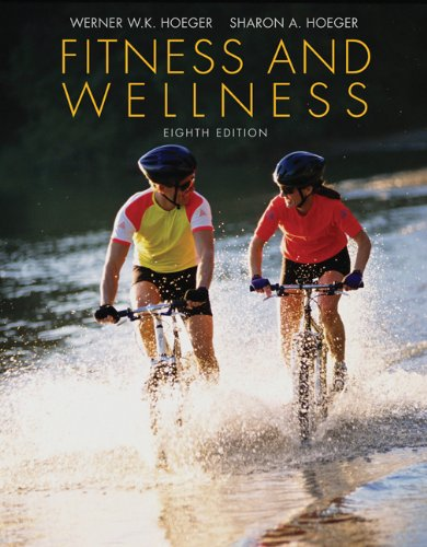 9780495388401: Fitness and Wellness (Available Titles CengageNOW)
