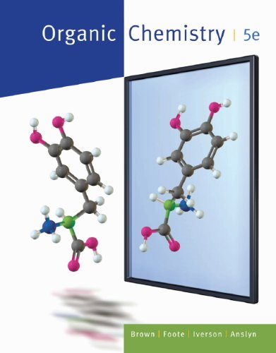 Study Guide Organic Chemistry: William H Brown