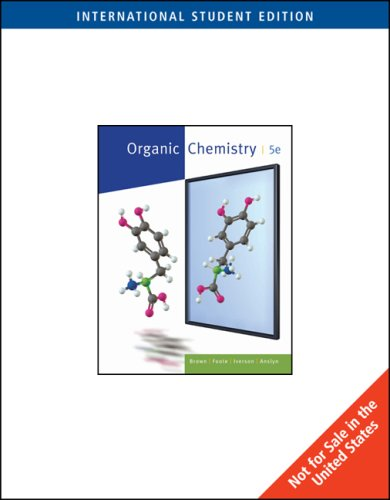 9780495388753: Organic Chemistry, International Edition