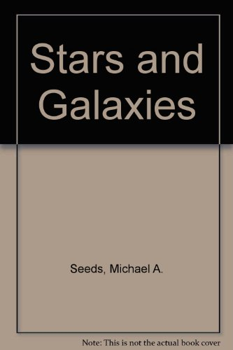 9780495388814: Stars and Galaxies