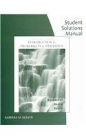 9780495389569: Student Solutions Manual for Mendenhall/Beaver/Beaver's Introduction to Probability and Statistics, 13th