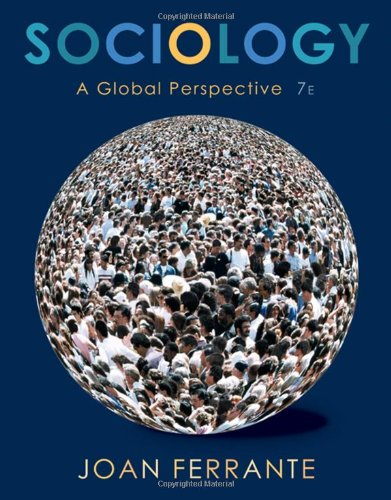 9780495390916: Sociology: A Global Perspective (Available Titles CengageNOW)